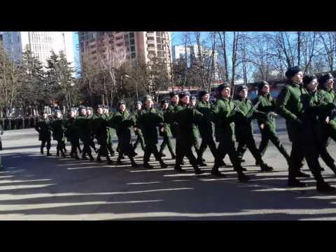 Курсанты учебного центра КВВУ !Красавцы!
