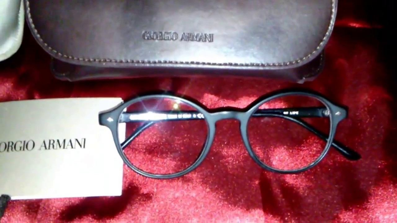 dc09080698 Designer Gucci and Giorgio Armani Eyeglasses from Lenscrafters ...