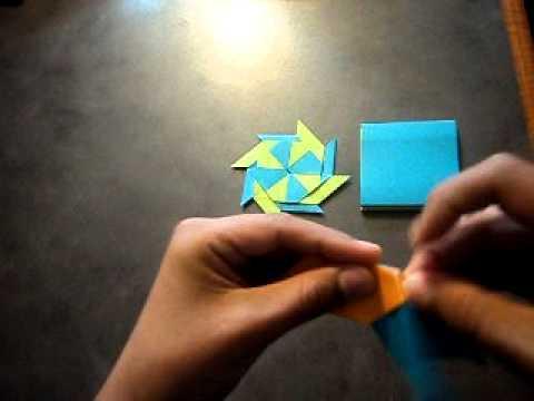 20 Easy Origami Ninja Star/Sword/Knife/gun - How to make - YouTube | 360x480