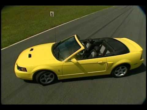Ford Mustang Svt Cobra 2003 Youtube