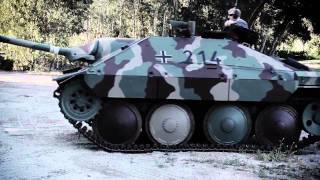 World Of Tanks Video Game - The Real Hetzer Tank E3 Hd Trailer - Pc
