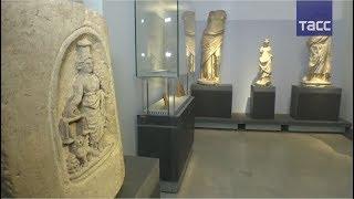 Национальный музей Дамаска вновь открылся после создания зоны деэскалации