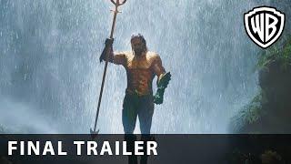 Baixar AQUAMAN – Final Trailer – Warner Bros. UK
