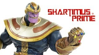 Marvel Select Thanos Disney Store Exclusive Modern Comic Diamond Select Figure Action Toy Review