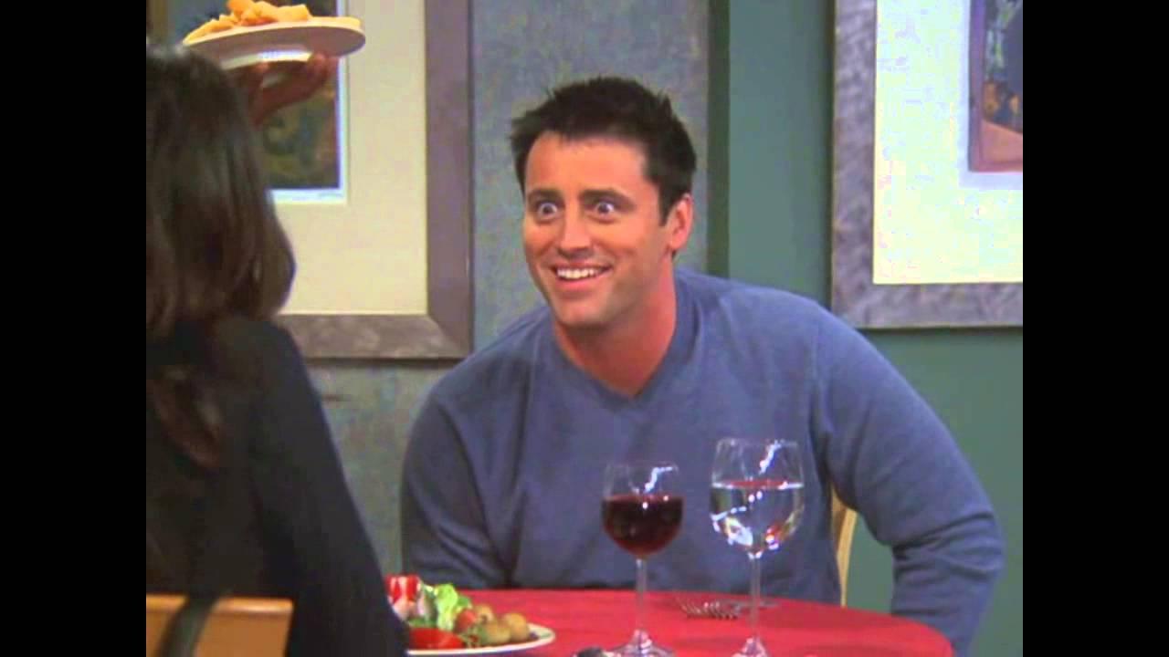제02강 Joey doesn't share food! - YouTube