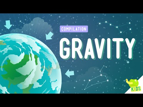 Gravity Compilation: Crash Course Kids