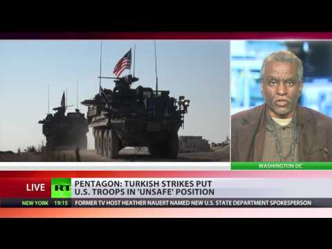 'It's not easy for Pentagon to order Erdogan around' – political writer on Turkish airstrikes