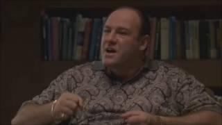 The Sopranos - TONY raging Part 3