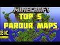 Top 5 Minecraft Parkour Maps (1.8)