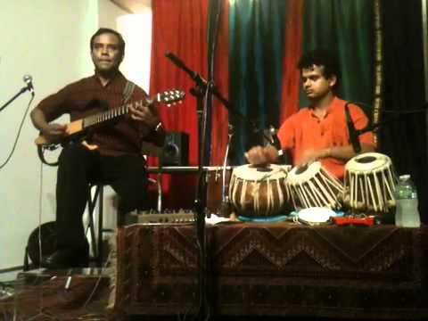 """Susmit Sen from """"Indian Ocean"""" live in New York"""