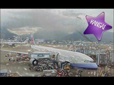 Aéroport international du Kansaï Osaka