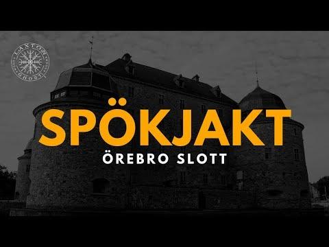Spökjakt -Örebro Slott - LaxTon Spökjägare