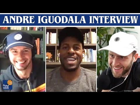 Andre Iguodala Tells Amazing Warriors Stories About Steph and KD + So Much More   JJ Redick