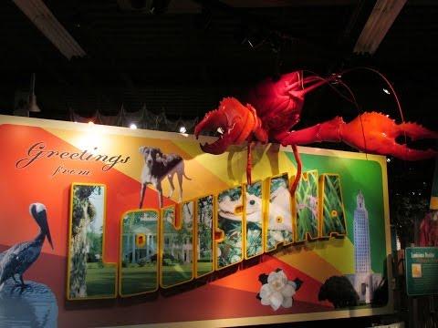 Louisiana State Museum Tour