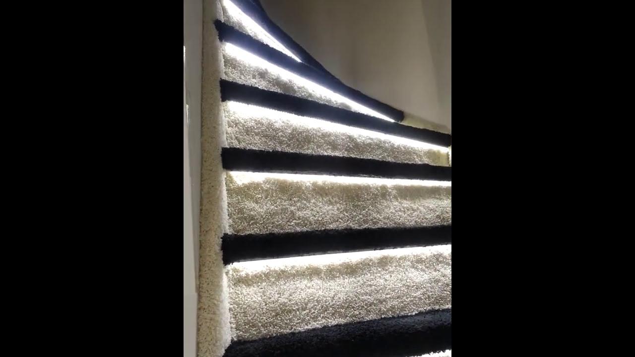 Trapverlichting - YouTube