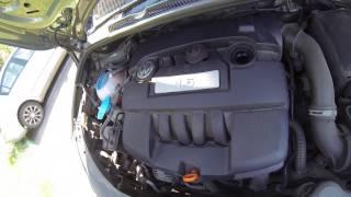 Закоксованный двигатель #2