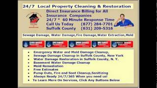 Flood Cleanup, Basement Flood Damage, Flood Removal,Brookhaven NY, Flood Extraction,Wet Carpet