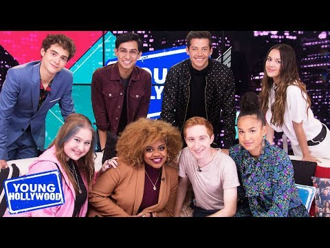 High School Musical: The Musical: The Series Cast Interview Each Other