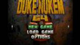Duke Nukem 64 Theme