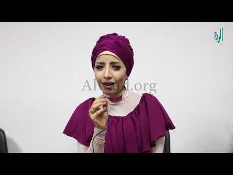 الفنانة الشابة -مي مصطفي- تغني للعندليب وأصالة بندوة الوفد  - نشر قبل 17 ساعة