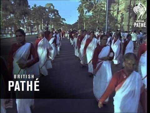 Around Bombay In Colour - India (1964)