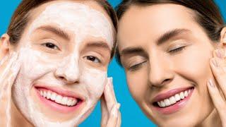 Экспресс маска для сияющей кожи лица шеи декольте в домашних условиях