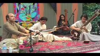 India/US Jugalbandi Ensemble play Raga Bhimpalasi