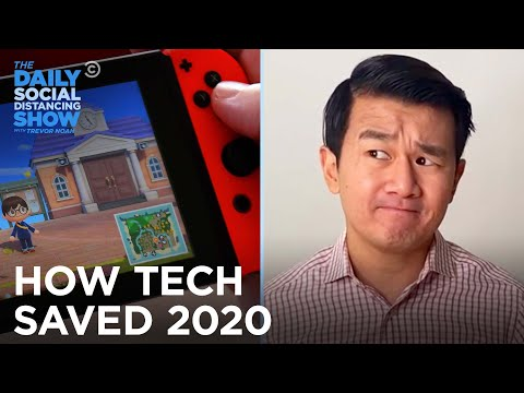 The Tech That Got Us Through 2020 | The Daily Social Distancing Show