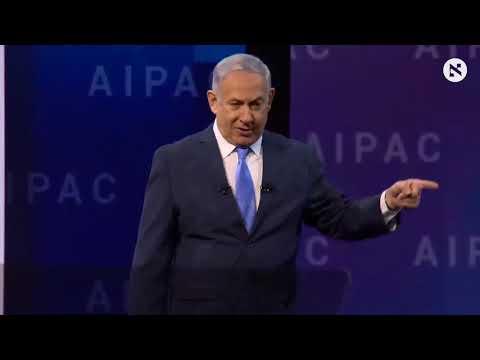 Benjamin Netanyahu's full AIPAC speech
