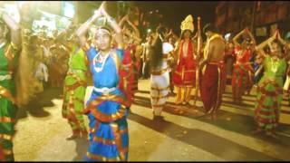 Brahmostavam2016  flashmob   Padmanagar   Bhiwandi
