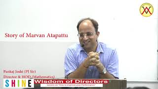 Are you better than Marvan Atapattu ? Motivational Session by PJ Sir_Vibrant Academy