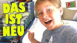 Mein neues Jugend Zimmer 💪 Das ist NEU 💥  Room Tour 👦 Ash5ive 🙃 Spielzeug und Kinderkanal 😁