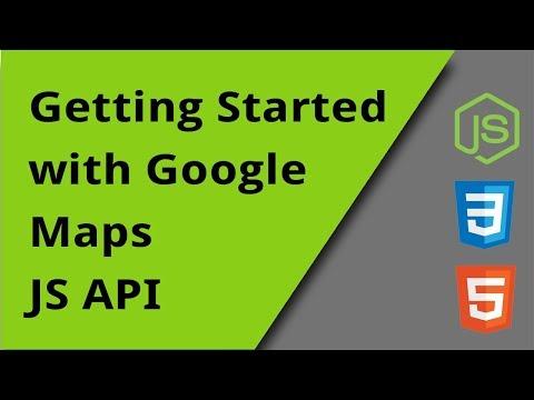 Setting Up Google Maps JavaScript API