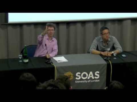 SOAS Centre of Taiwan Studies Annual Lecture 2014