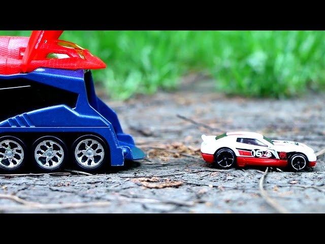 Toy Cars. Learn to count from to 1 to 20 for Kids. Educational Toddlers