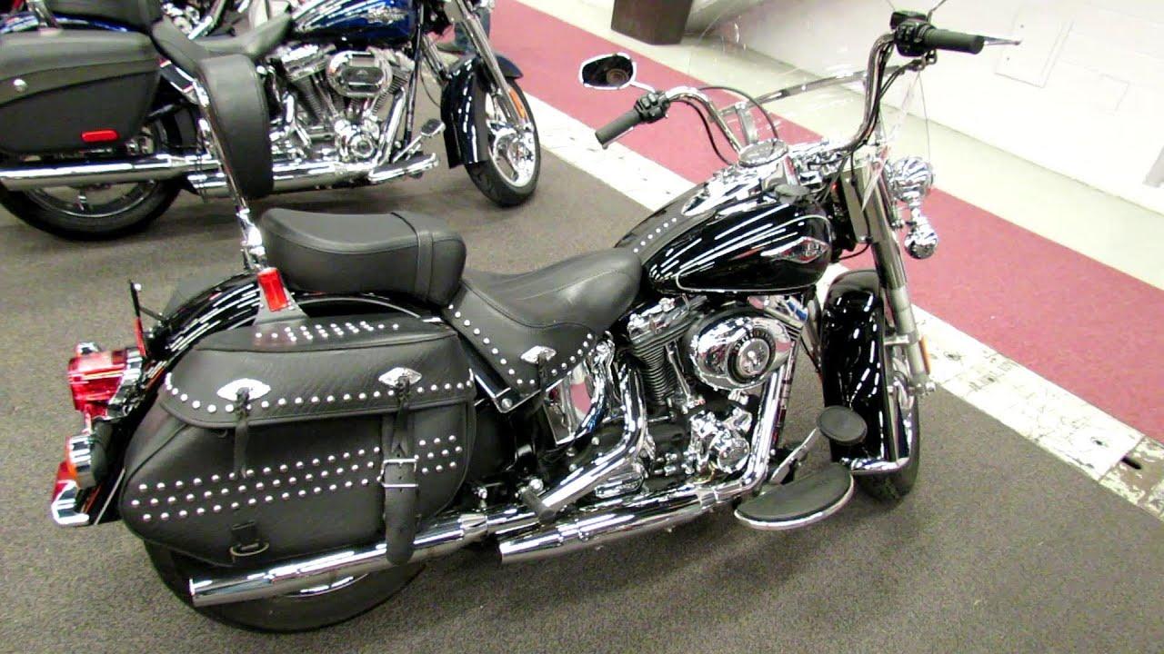 Harley Davidson Heritage Softail Classic At