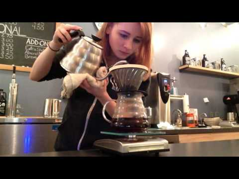 Japanese Iced Pour Over with Yirgacheffe
