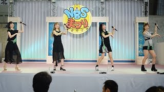 県JAバンク(長野市)の年金CMに出演する踊り手として人気のまなこ...
