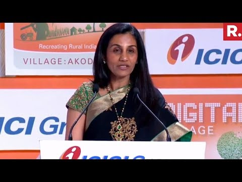 IT Department Issues 2nd Notice To Chanda Kochhar's Husband