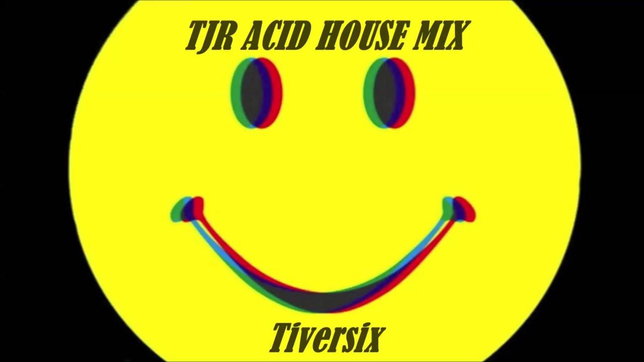 Tjr acid house mix 2017 youtube for Acid house mix