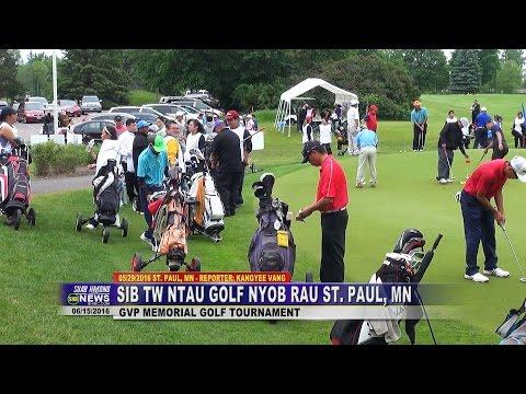 SUAB HMONG NEWS:   Sib tw ntau Golf nyob rau St. Paul, MN
