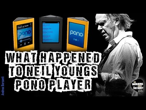 What Happened To Neil Young's Pono Player
