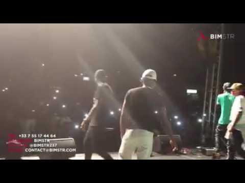 TENOR concert c'est KIFF NO BEAT (parcours vita Cameroun)