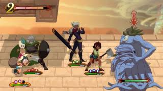 Indivisible - Backer Preview Battle Update