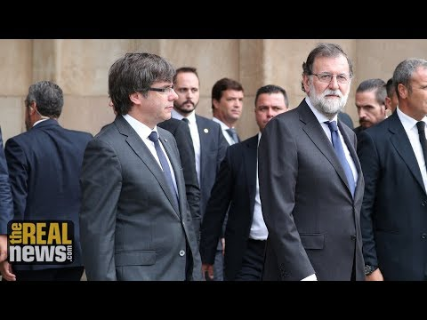Catalan Independence Leader's Arrest in Germany Strengthens Rajoy's Hand
