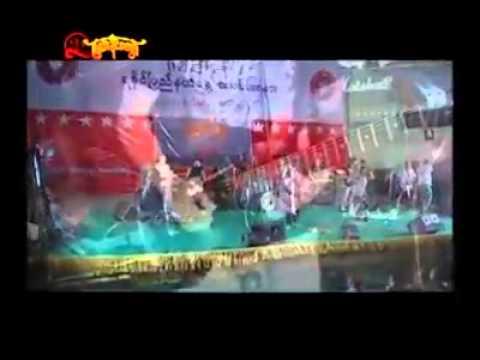 min min SARAH/SARCOMA Rakhine song