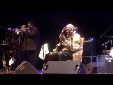 B.B. King - Darling You Know I Love You (Houston 06.10.14) HD