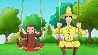 Curious George - Brings Spring Full Episodes Educational Cartoon [HD]