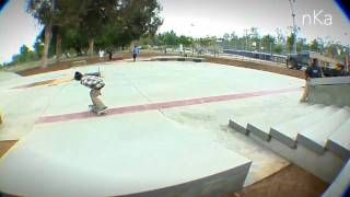 CLIPS OF THE DAY - ALEX MIDLER - TRICKS AT NORTH HOLLYWOOD PLAZA -