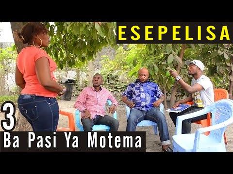Ba Pasi Ya Motema VOL 3 - Nouveau Theatre Congolais 2016 - Alpha Bokole Ecurie Biso na Biso
